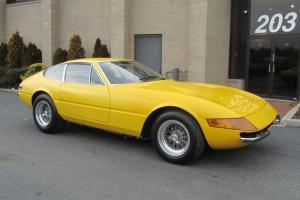Restored 365 GTB/4 Daytona Coupe - Excellent Throughout - Collector Owned...