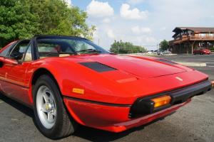 Beautiful 1980 Ferrari 308 GTSi