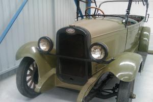 1928 Chevrolet National Tourer Restore OR HOT ROD ALL Steel Body Classic Vintage in Adelaide, SA  Photo