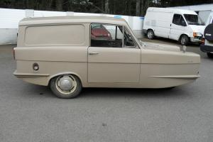 RELIANT REGAL, SUPERVAN, SUPERB ORIGINAL CONDITION