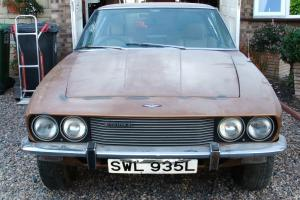 JENSEN INTERCEPTOR III AUTO BROWN
