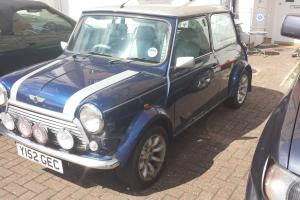 2001 ROVER MINI COOPER SPORT 500  Photo