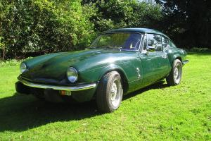TRIUMPH GT6 TAX EXEMPT  Photo