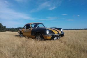 RETRO MK4 TRIUMPH SPITFIRE 1972 (tax exempt)