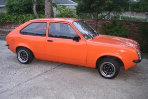 chevette,2.1 pinto,modified,rust free,like hs chevette,webber twin 40