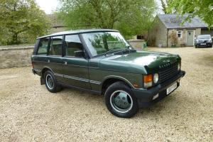 1992 RANGE ROVER CLASSIC VOGUE SE AUTOMATIC - GENUINE OVERFINCH 570Ti  Photo