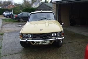ROVER P6 3500 AUTO TAX FREE FOR SALE  Photo