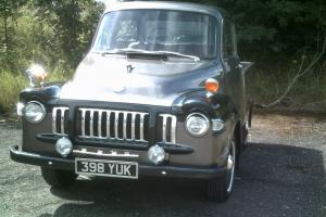 BEDFORD JO 1960 FULLY RESTORED TO A VERY HIGH STANDARD