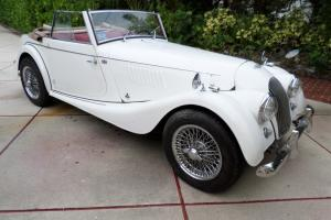 1967 Morgan Plus 4 Drophead Coupe