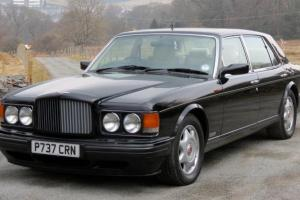 1997 BENTLEY TURBO RL LONG WHEEL BASE WITH FSH