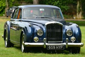 1957 Bentley S1 Flying Spur Continental.  Photo