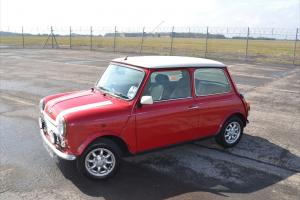 Classic Rover Mini Cooper 2000 58k  Photo