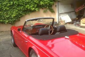 TRIUMPH TR6 FULLY REBUILT  Photo