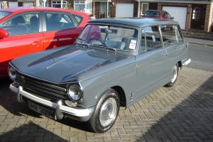 Triumph Herald 1360 Estate 1970 Fully Restored  Photo