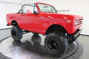 1972 Custom Build Scout Truck with hardtop