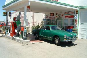 Electric Car - 1968 Karmann Ghia - Full gas to electric conversion Photo