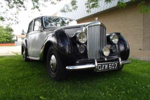 BENTLEY-ROLLS ROYCE  1954 R-TYPE