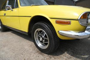 TRIUMPH STAG . NO RESERVE  Photo