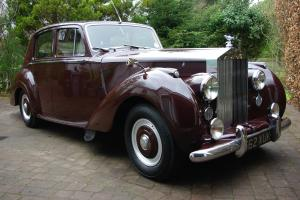 1954 Rolls Royce Silver Dawn, lovely condition, drives superbly Photo
