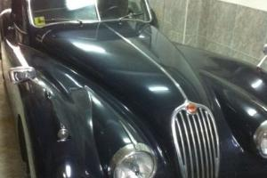 JAGUAR XK 140 CONVERTIBLE 1956  Photo