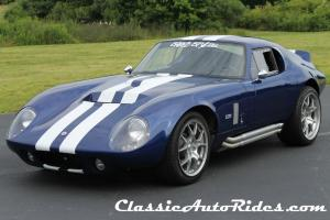 1965 Shelby American DAYTONA Coupe - Factory Five Chassis - Ford 392 with 475HP