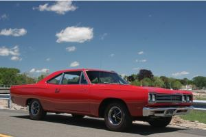 """1969 PLYMOUTH ROAD RUNNER """"RESTORED, GORGEOUS"""""""