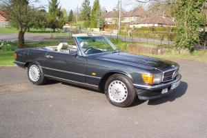 1988 Mercedes-Benz 420SL R107. 94,000 Miles, Service History, MOT March 2014.