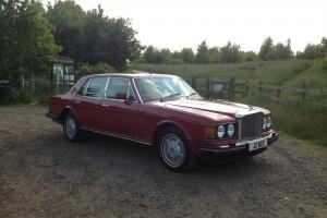 1991 BENTLEY EIGHT 85K MILES. FSH  Photo