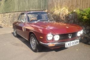 Lancia Fulvia 1.3S S3 3 owners,professionally maintained
