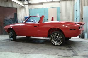 1971 Triumph Stag Concourse Restoration Project