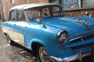 1959 STANDARD VANGUARD 111 BLUE/WHITE