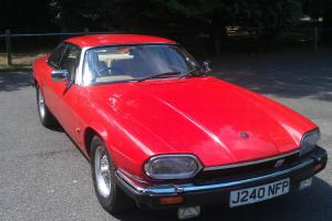 Jaguar XJS, V12, 5.3 Sports, Auto Coupe. Low mileage. 12 months MOT