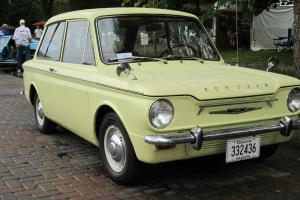 1965 Sunbeam Imp Deluxe made by Rootes Group British
