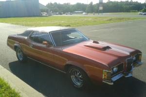 1972 Mercury Cougar  **460 CUBIC INCH* 475 HSP.**BIG BLOCK MUSCLE CAR