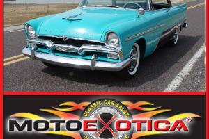 "1956 PLYMOUTH SAVOY , RARE AND DESIRED 277 ""A""POLYSPHERE ENGINE , ARIZONA CAR ,"