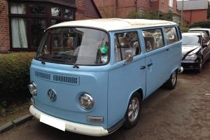 1978 Volkswagen Bay window Camper