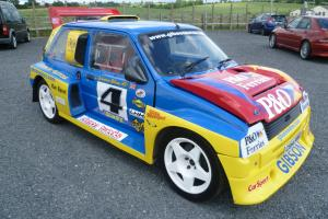 METRO 6R4 RallyCross Spec  Photo