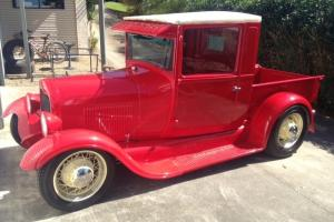 1928 Ford Pickup Hotrod Very Kool