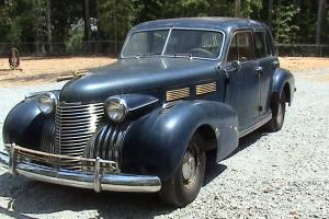 1940 Cadillac Series 60 Fleetwood  - Special Ordered- Limited Production !