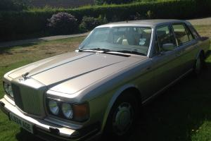 1993 BENTLEY TURBO R AUTO BROWN