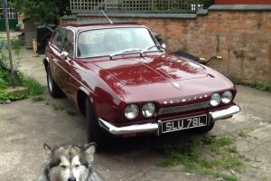 1972 Reliant Scimitar GTE, very nice, manual, tax free and MOTd