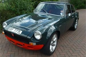 1972 MGB GT V8 Sebring with jaguar IRS suspension. Tax exempt