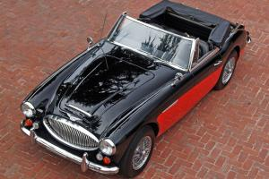 1967 Austin Healey 3000 Mark III BJ8: 62,000 Original Miles, Preserved Original Photo
