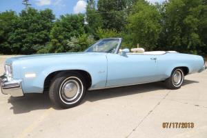 1975 Oldsmobile Delta 88 Royale Convertible Photo