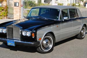 1980 Rolls-Royce Silver Wraith II, only year w/fuel injection, LWB, excellent!! Photo