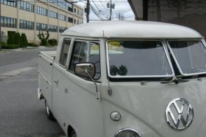 1961 VW Dual Cab Pickup Excellent Condition and Updated. MUST SEE extremely rare