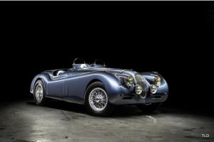 XK120 - 5 SPEED MANUAL - BORRANI - STUNNING RESTORATION - XKE - RALLY READY!! Photo