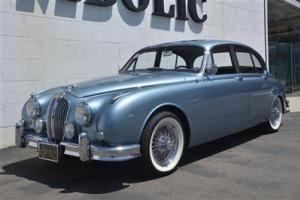 Incredible MKII Jaguar 3.8 with upgraded 5 speed and AC Photo