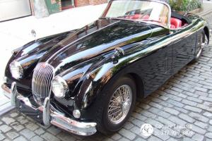 1960 Jaguar XK150 Roadster Fully Restored Photo