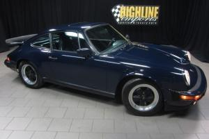 1986 PORSCHE 911 CARERRA COUPE, 5-SPEED, FULL DOCUMENTATION, VERY CLEAN CAR!!